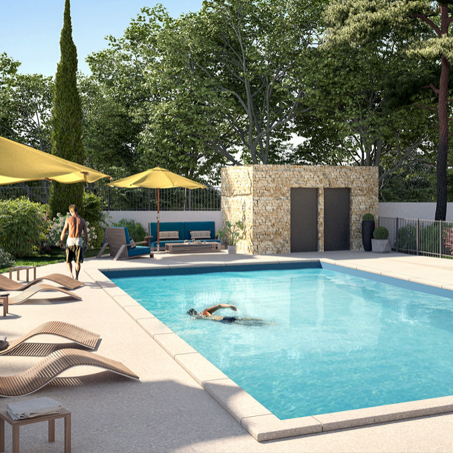 Votre résidence neuve avec piscine à Montpellier